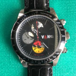 ヴァンヂャケット(VAN Jacket)のVAN jacket ミッキーリストウオッチ(腕時計(デジタル))