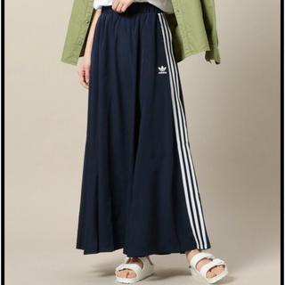 アディダス(adidas)の希少♡S ✨adidas BEAUTY&YOUTH ロングスカート コラボ(ロングスカート)