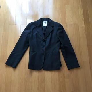 ミッシェルクラン(MICHEL KLEIN)のグレーリクルートスーツジャケット(スーツ)