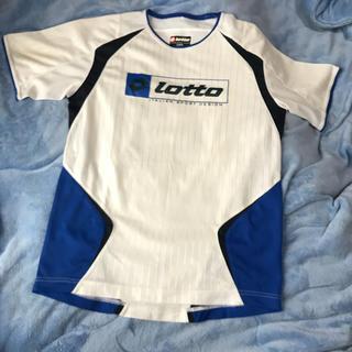 ロット(lotto)のLOTTO☆サッカーシャツ(ウェア)