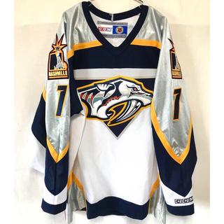 NHL NASHVILLE PREDATORS ホッケーシャツ(ウインタースポーツ)