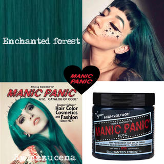 manic panic Enchanted Forest (カラーリング剤)