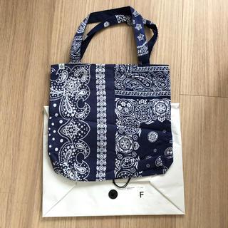 ヴィスヴィム(VISVIM)のVisvim bandana tote bag(その他)