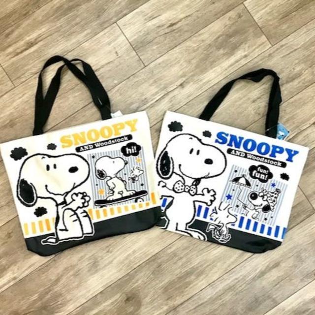 SNOOPY(スヌーピー)のスヌーピー ビッグトートバッグ レディースのバッグ(トートバッグ)の商品写真