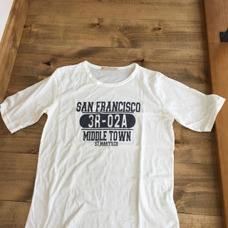 グローバルワーク(GLOBAL WORK)のGLOBAL  WORK Tシャツ(Tシャツ/カットソー(半袖/袖なし))