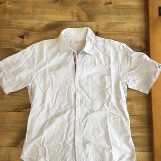 グローバルワーク(GLOBAL WORK)のGLOBAL  WORK 半袖デニムシャツ(Tシャツ/カットソー(半袖/袖なし))