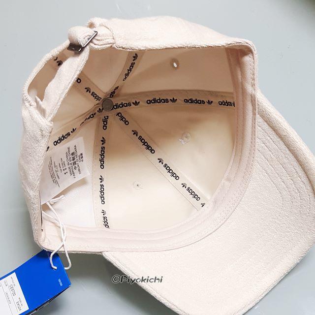 adidas(アディダス)のFX【新品/即日発送OK】adidas オリジナルス キャップ 白 D-ADI メンズの帽子(キャップ)の商品写真