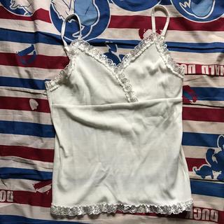グレイル(GRL)のファッション INGNI Heather GRL トップス スカート ワンピース(キャミソール)