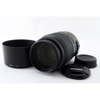 ニコン(Nikon)の❤️超望遠レンズが手軽に楽しめる❤️Nikon AF-S 55-300mm VR(レンズ(ズーム))