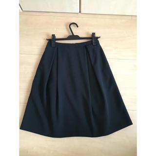 ジュエルチェンジズ(Jewel Changes)のジュエルチェンジズ  黒スカート 新品未使用(ひざ丈スカート)