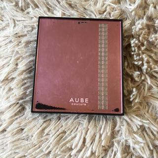 オーブ(AUBE)の【AUBE】【アイシャドウ】【パレット】【オーブ】(アイシャドウ)