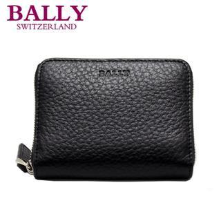 バリー(Bally)のBALLY バリー カードケース ブラック MEBIOT/780(名刺入れ/定期入れ)