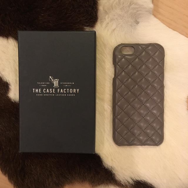 THE CASE FACTORY  iPhone6ケース ケースファクトリーの通販