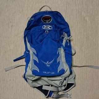 オスプレイ(Osprey)のオスプレイTalon22  & レインカバーSsize(登山用品)