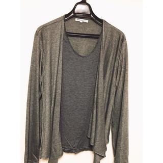 セマンティックデザイン(semantic design)のカーディガン Tシャツ set(Tシャツ/カットソー(七分/長袖))