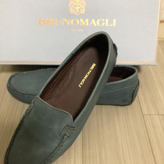 ブルーノマリ(BRUNOMAGLI)のBRUNOMAGLIのドライビングシューズ新品未使用(ローファー/革靴)