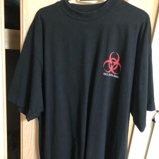 バレンシアガ(Balenciaga)のVetements 17aw バイオロゴtee(Tシャツ/カットソー(半袖/袖なし))