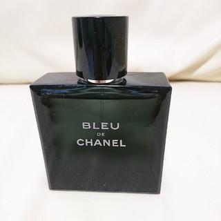 シャネル(CHANEL)の【専用】シャネル BLEU DE CHANEL 50ml(香水(男性用))