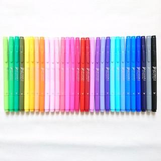 トンボエンピツ(トンボ鉛筆)のトンボ 水性ペン PLAYCOLOR2 30色(カラーペン/コピック)
