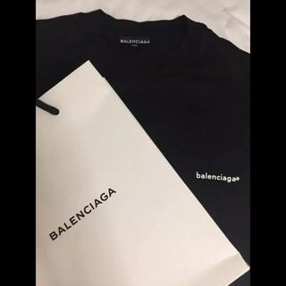 バレンシアガ(Balenciaga)の超美品!即完売!バレンシアガ Tシャツ(Tシャツ/カットソー(半袖/袖なし))