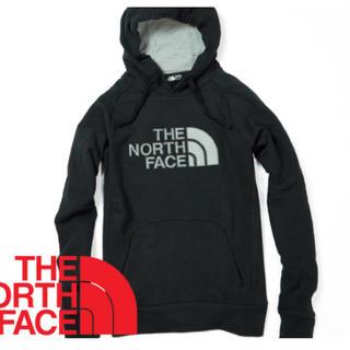 ザノースフェイス(THE NORTH FACE)の【新品 USA購入】THE NORTH FACE ノースフェイス 黒 / S(パーカー)