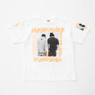 24karats - 【M】HUMAN MADE® for STUDIO SEVEN T-SHIRT