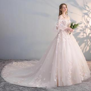 ウェディングドレス 白(ウェディングドレス)