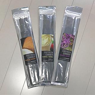 マライカ(MALAIKA)のお香 セット ★マライカ  スティック型お香  ラベンダー/ココナッツ/バニラ(お香/香炉)