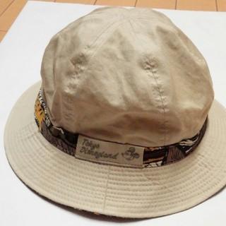 ディズニー(Disney)のTDL サファリ帽(ハット)