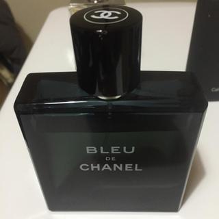 シャネル(CHANEL)のシャネル ブルー ド 香水 メンズ 小分け CHANEL(香水(男性用))