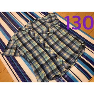 ドッグデプト(DOG DEPT)の【美品】DOG DEPT(ドッグデプト) シャツ ボーイズ 130 (ブラウス)