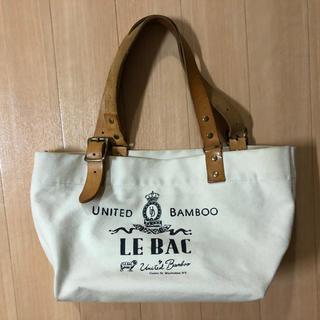 ユナイテッドバンブー(united bamboo)のユナイテッドバンブー トート(トートバッグ)