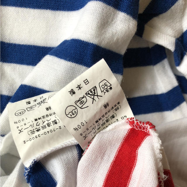 JOURNAL STANDARD(ジャーナルスタンダード)のJOURNAL STANDARD ジャーナルスタンダード カットソー  2枚 レディースのトップス(Tシャツ(長袖/七分))の商品写真