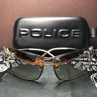 ポリス(POLICE)の✨police S 8670G  サングラス☆かんたんラクマパックで安心発送!(サングラス/メガネ)