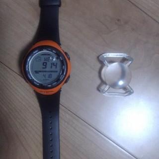 スント(SUUNTO)のSUUNTO スント Vector Orange ベクター オレンジ 時計(腕時計(デジタル))