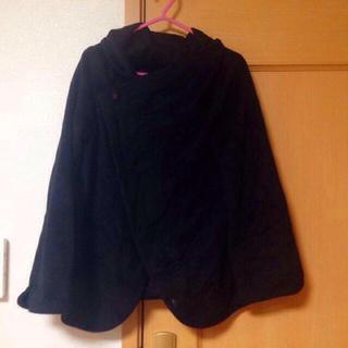 ムジルシリョウヒン(MUJI (無印良品))のMUJI♥︎変形コート(ノーカラージャケット)