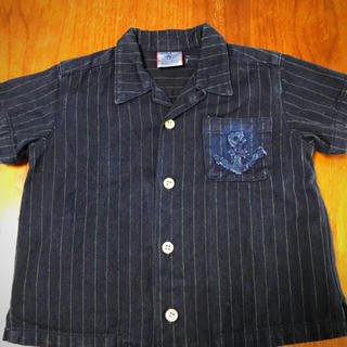 パーティチケット(PARTY TICKET)のPARTY TICKET 半袖シャツ 90㎝(ジャケット/上着)