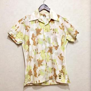 リプレイ(Replay)のREPLAY リプレイ 半袖シャツ カモフラ柄 迷彩柄(シャツ)