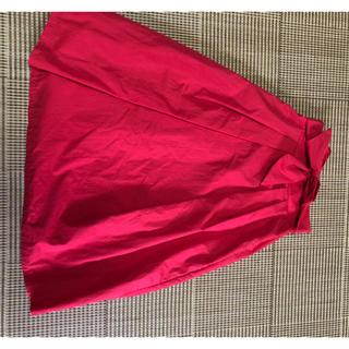 アンティックラグ(antic rag)の赤★ロングスカート(ロングスカート)