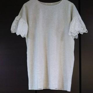ピュアルセシン(pual ce cin)のノベルティーのカットソー(カットソー(半袖/袖なし))