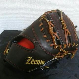ジームス(Zeems)のカエルさま専用 ジームス 硬式ファーストミット(グローブ)