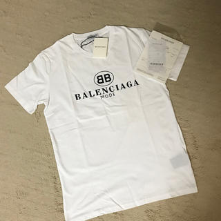 バレンシアガ(Balenciaga)のバレンシアガ  BALENCIAGA  Tシャツ  新品(Tシャツ/カットソー(半袖/袖なし))