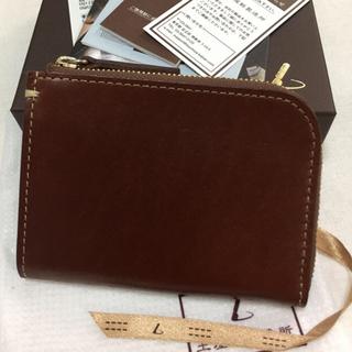 ツチヤカバンセイゾウジョ(土屋鞄製造所)の土屋鞄 ユニックリベルタハンディLファスナー(財布)