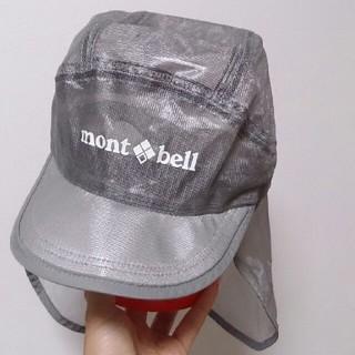 モンベル(mont bell)のmont-bell プール用 メッシュ 帽子 キャップ  S L 二点セット(マリン/スイミング)