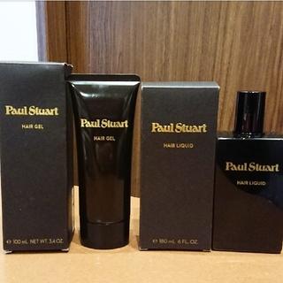 ポールスチュアート(Paul Stuart)の【新品・未使用】ポールスチュアート ヘアリキッド&ヘアジェル セット(ヘアケア)