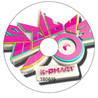 MUSIC BANK 180615放送分 DVD(K-POP/アジア)