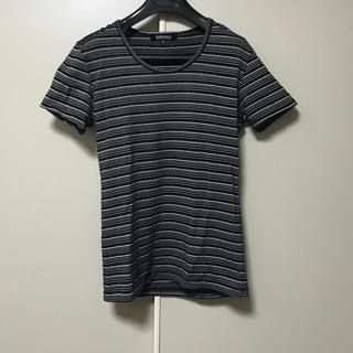ゴーサンゴーイチプールオム(5351 POUR LES HOMMES)のボーダー Tシャツ 5351プールオム ラメ入り(Tシャツ/カットソー(七分/長袖))