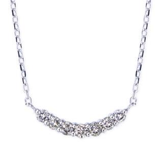 ジュエリーツツミ(JEWELRY TSUTSUMI)のホワイトゴールド ダイヤモンドネックレス(ネックレス)