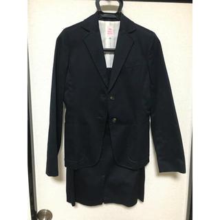 シップス(SHIPS)の紺色スーツ(スーツ)