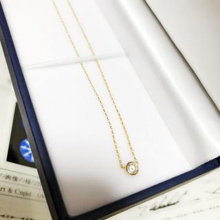 ジュエリーツツミ(JEWELRY TSUTSUMI)のダイアモンド☆ネックレス(ネックレス)
